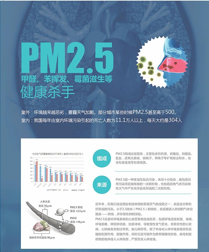 去pm2.5双向流新风系统