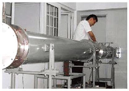 奇亿机电风量测试室